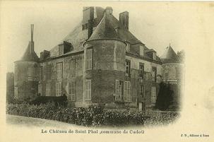 Château de St-Phall